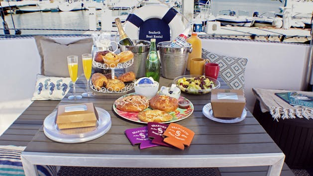 Sip n' Sail Brunch - from $800