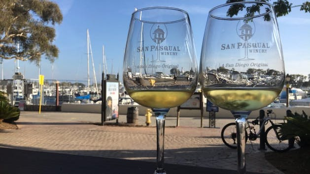 Wine and Sailing - from $149