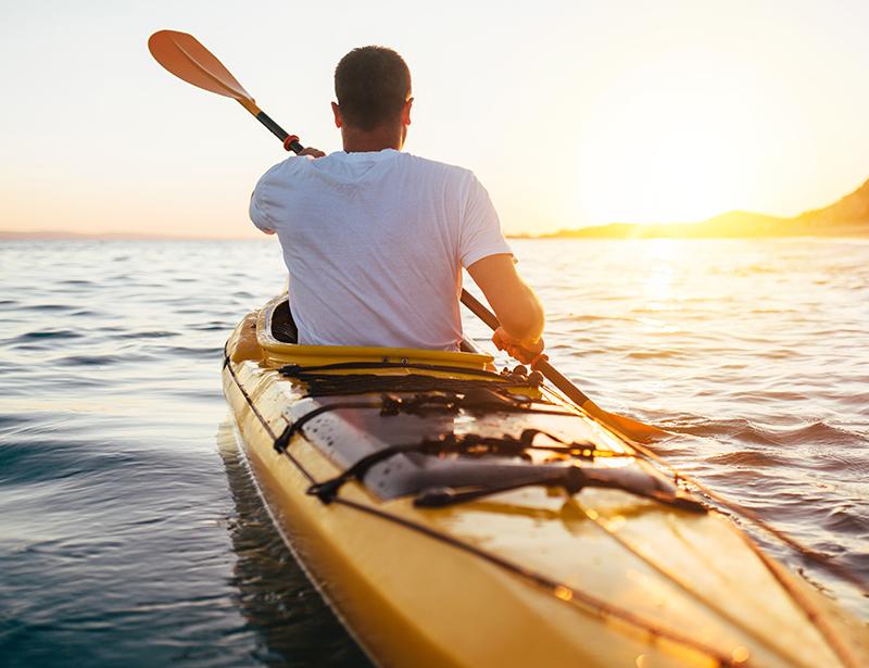 Single Kayak - from $12
