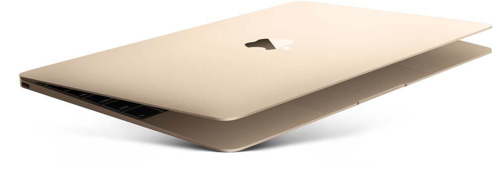 Thinner takes all. - MacBook