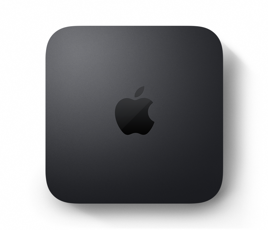 Re-engineered in no small way. - Mac mini