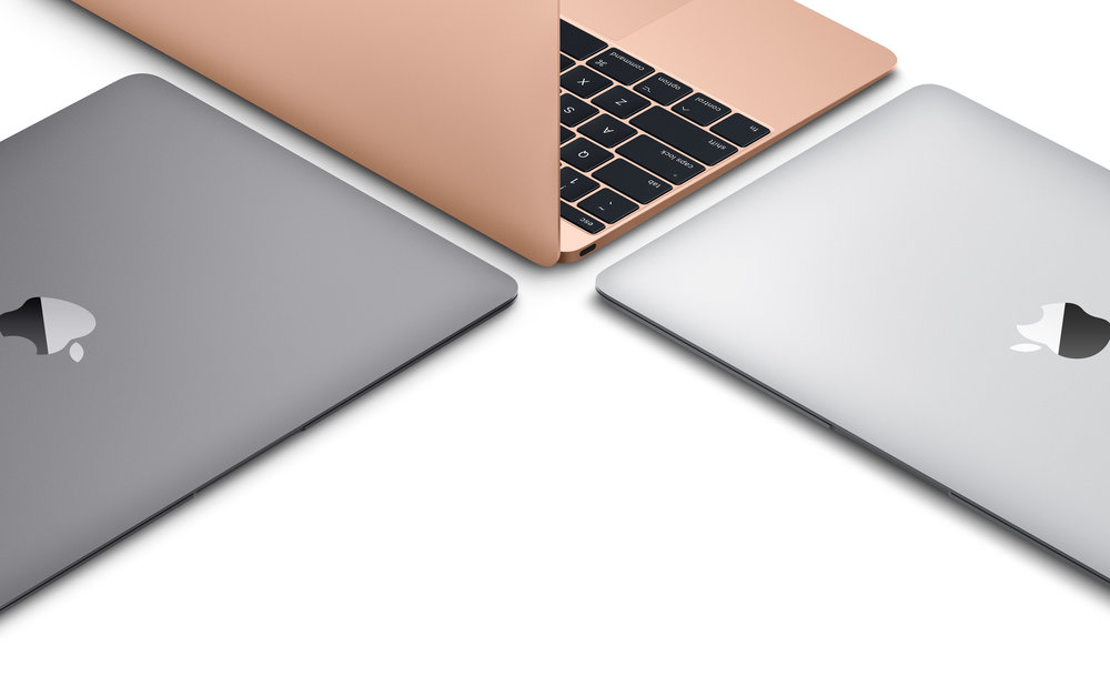 MacBook - Thinner takes all.