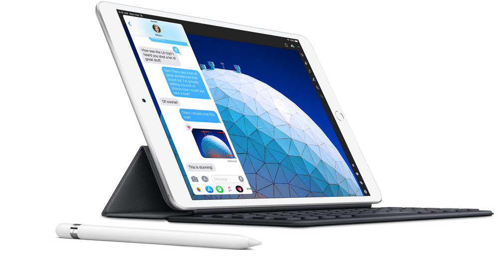 Power isn't just for the pros. - iPad Air