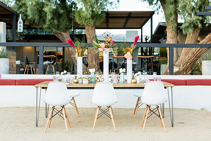 Palm Springs, CA event and wedding catering services