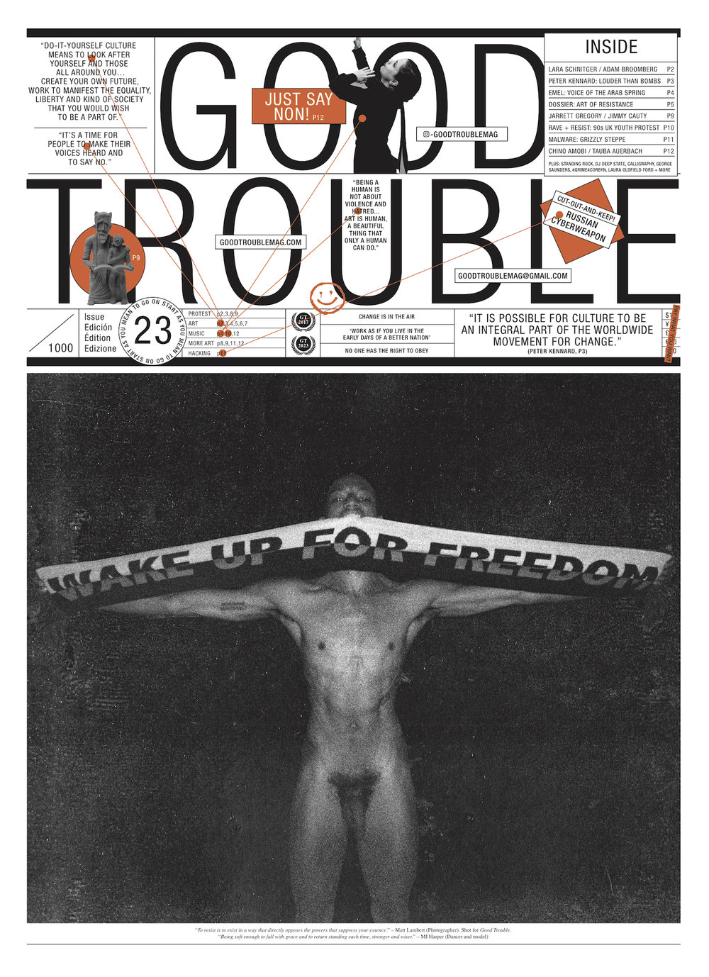 Good Trouble Issue 23 cover smol.jpg