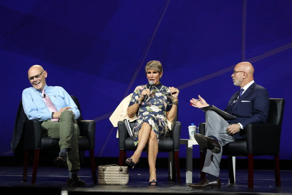 MANOVA With James Carville And Mary Matalin | Minneapolis  October 9, 2018