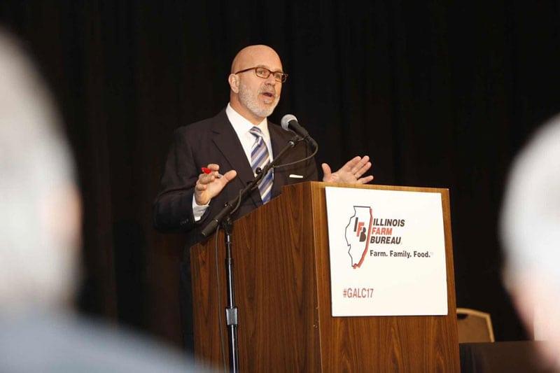 Illinois Farm Bureau's Governmental Affairs Leadership Conference