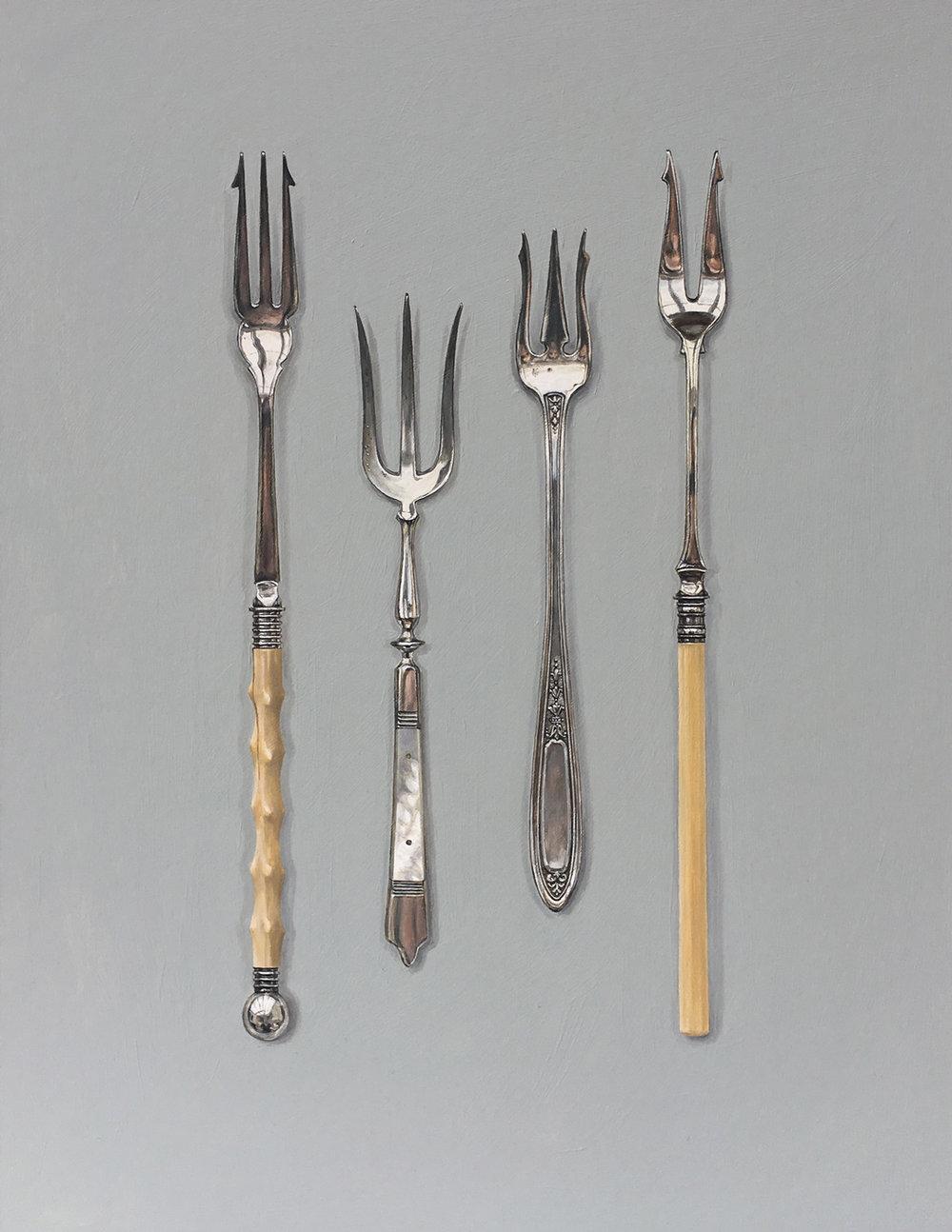 pickle forks