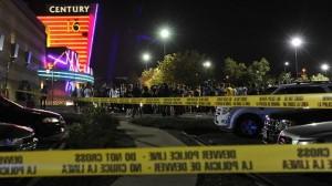 Aurora, Colorado shooting scene
