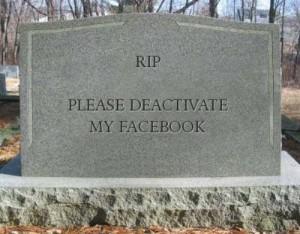 virtual tombstone