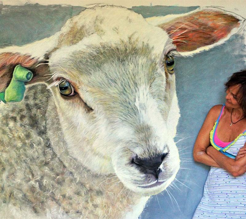 Tagged Lamb