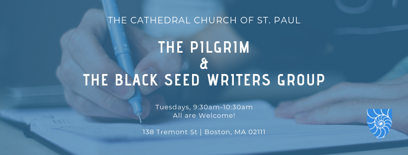 The Pilgrim and The Black Seed Writers Group
