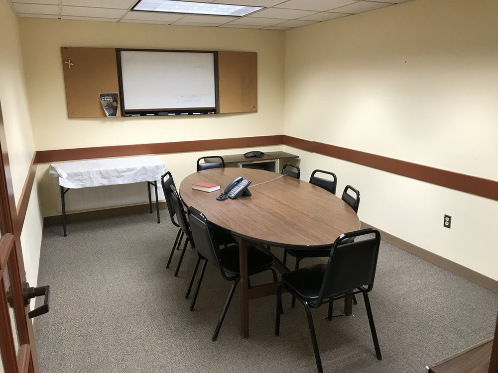 Fourth Floor Conference Room
