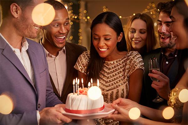 Luxury Yacht Birthday Party