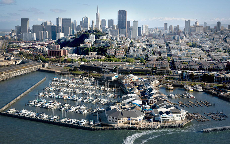 Yacht Charter located at Pier 39 San Francisco