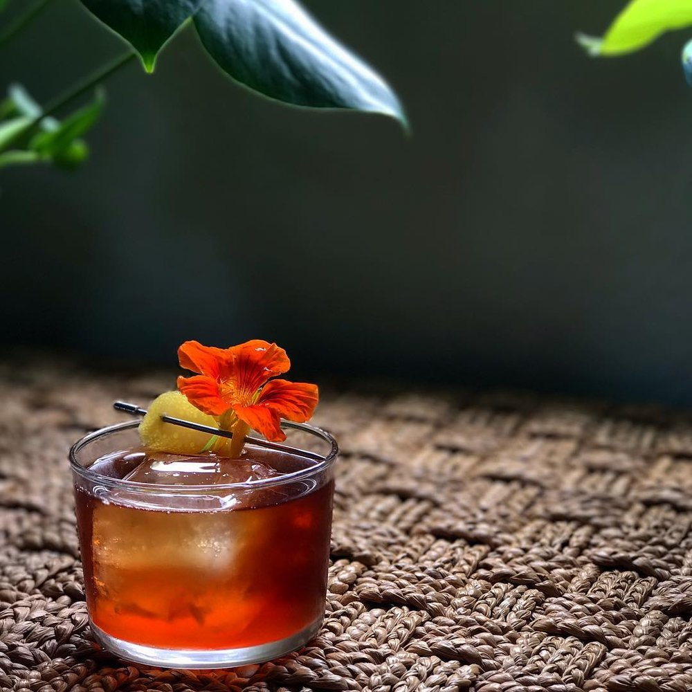 Vodka + cranberry (trust us)