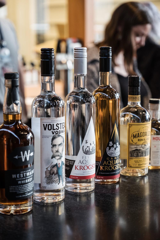 Westward Whiskey Distillers