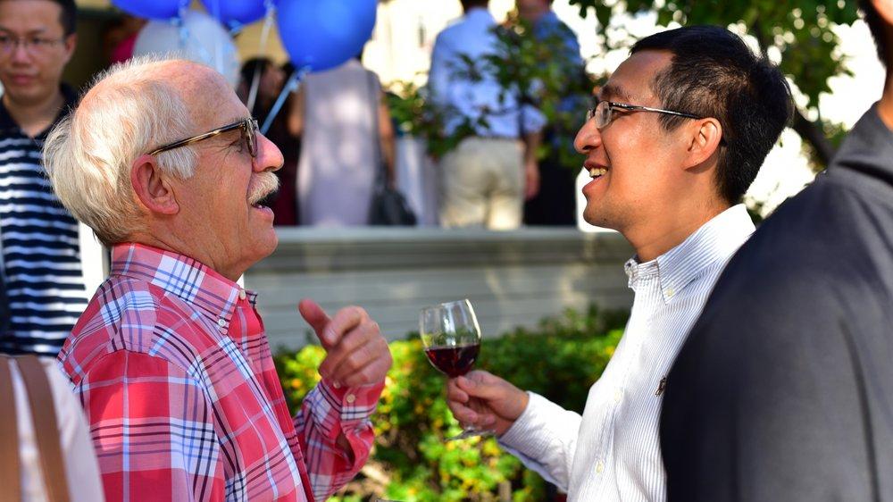 2018 Summer Investor Happy Hour - August 17, 2018 @ Palo Alto