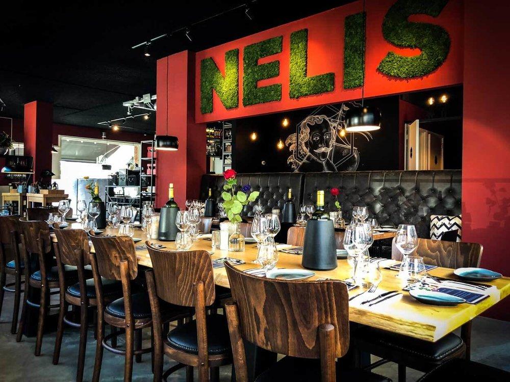 Group restaurant in Amsterdam