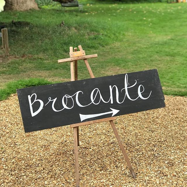 Such a lovely event! Thank you Sally and team for another fab @thedorsetbrocante!