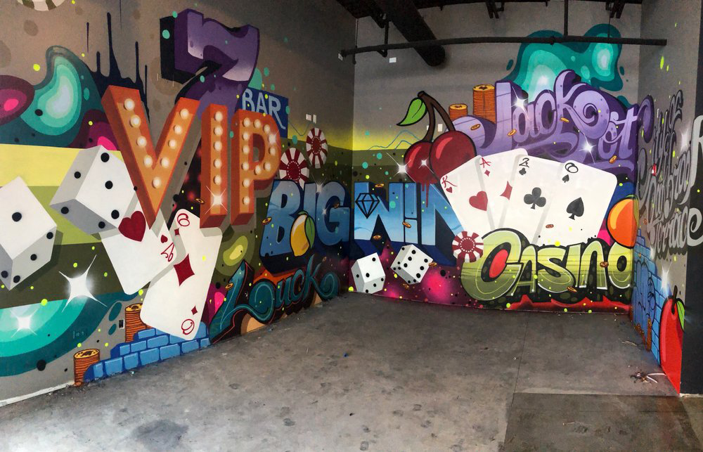 Graffiti Artist For Hire Street Artists Murals Company Inq
