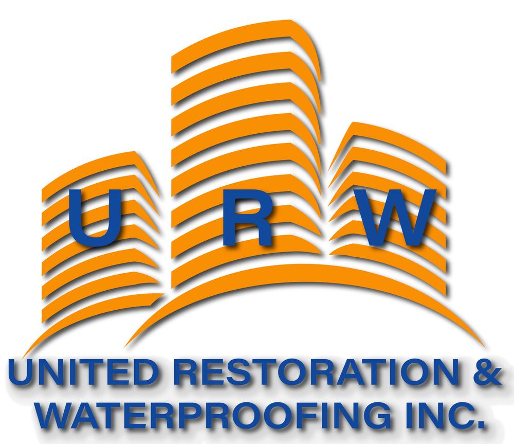 """URW - """"Leaders in the waterproofing & restoration industry."""""""