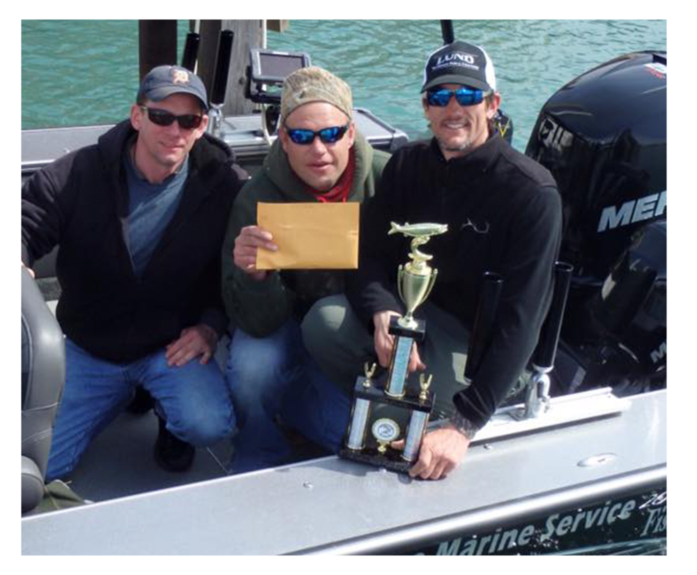 TOURNAMENT HIGHLIGHTS - Championship Caliber Sports Fishing
