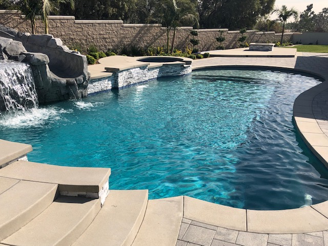Custom pools is our thing but it's not the only…  learn more