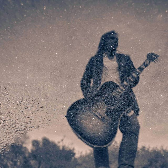 """All I ever wanted was to feel alive, and shout it to the sky"" ALL I EVER WANTED by ANN PAUL . . . #allIeverwanted #annpaul #annpaulmusic #music #singer #songwriter #reflections #puddle #rain #puddlereflections #gibson #hummingbird #gibsonguitars #guitar #vintage #sepia #photography  #musician #musicartist #newmusic #nowplaying #radio #spotify #applemusic #itunes #instamusic #lyrics #poetry"