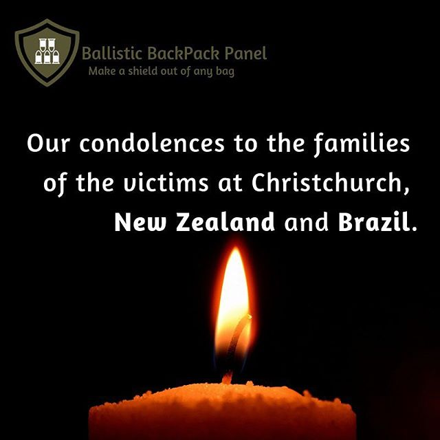 Our condolences to all the families of the victims. We need to be united today more than ever. . . #schoollife #christchurch #brazil #saopaulo #newzealand #staytogether #oneworld #nomoreviolence