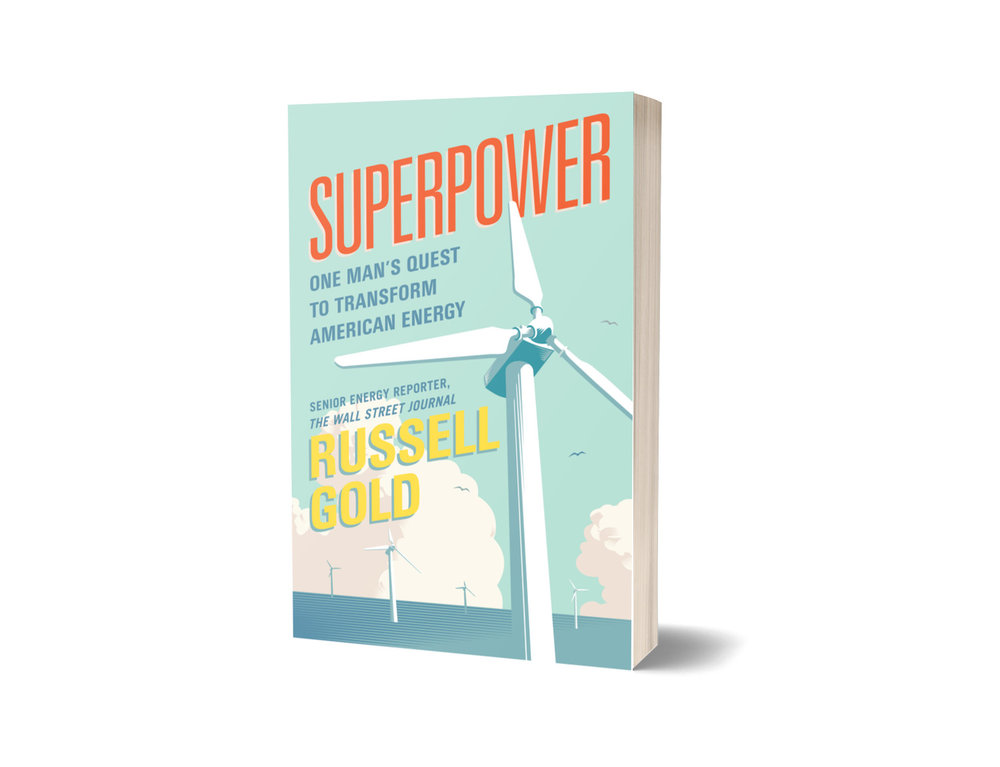Coming in June - A new book about how the world changes—and how the energy the powers the world changes.