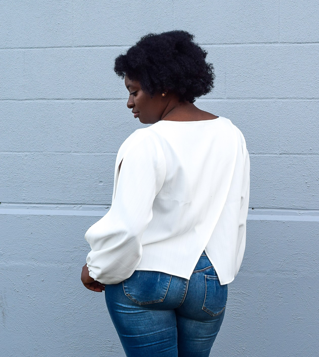 The Sade Blouse by The Ravel Out