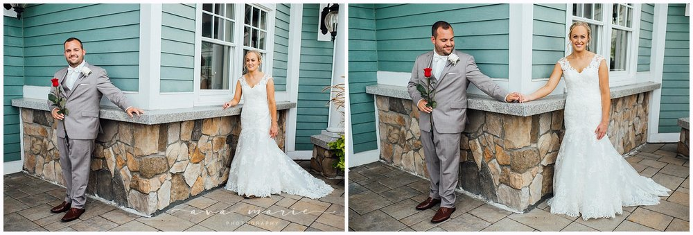 Union Bluff Meeting House Wedding York Beach, ME