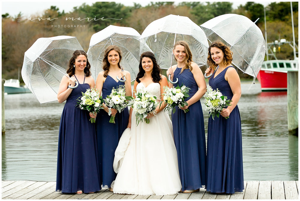 Nonantum Resort Wedding Kennebunkport Maine