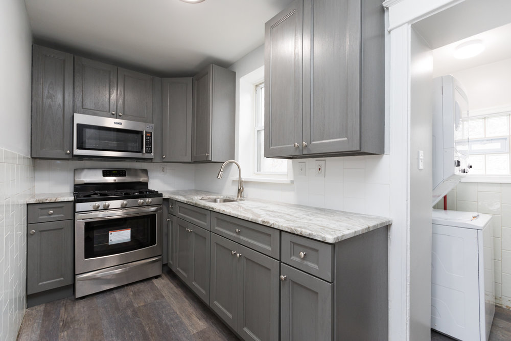 Olney single family - Single family home in Olney section of Phialdelphia - complete gut rehab with brand new kitchen, bath and finished basement.