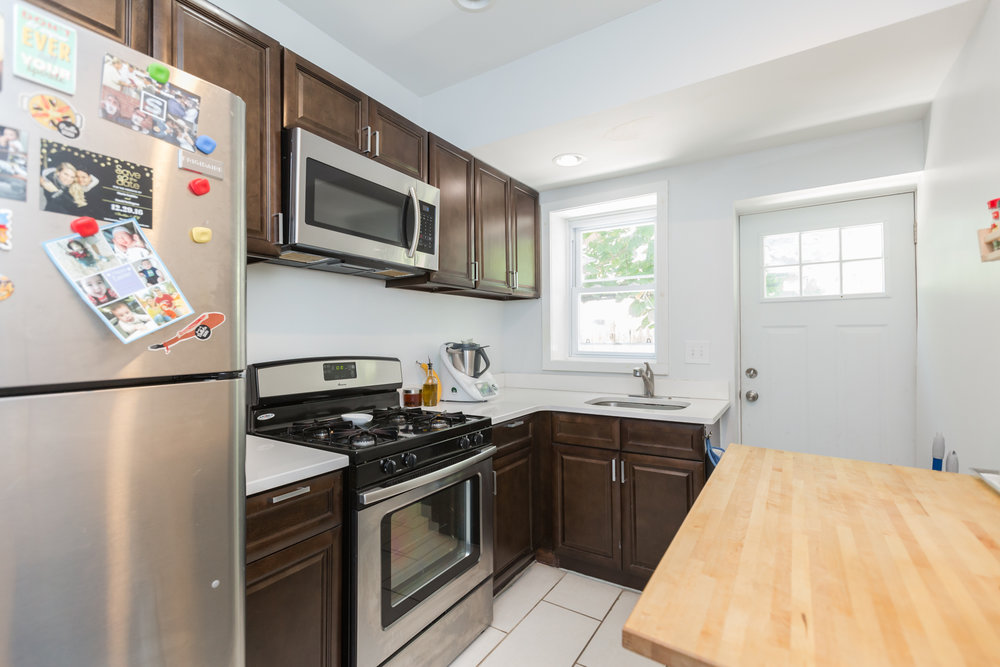 point breeze rental - Single Family home in Point Breeze with new kitchen, bath, flooring and central air.