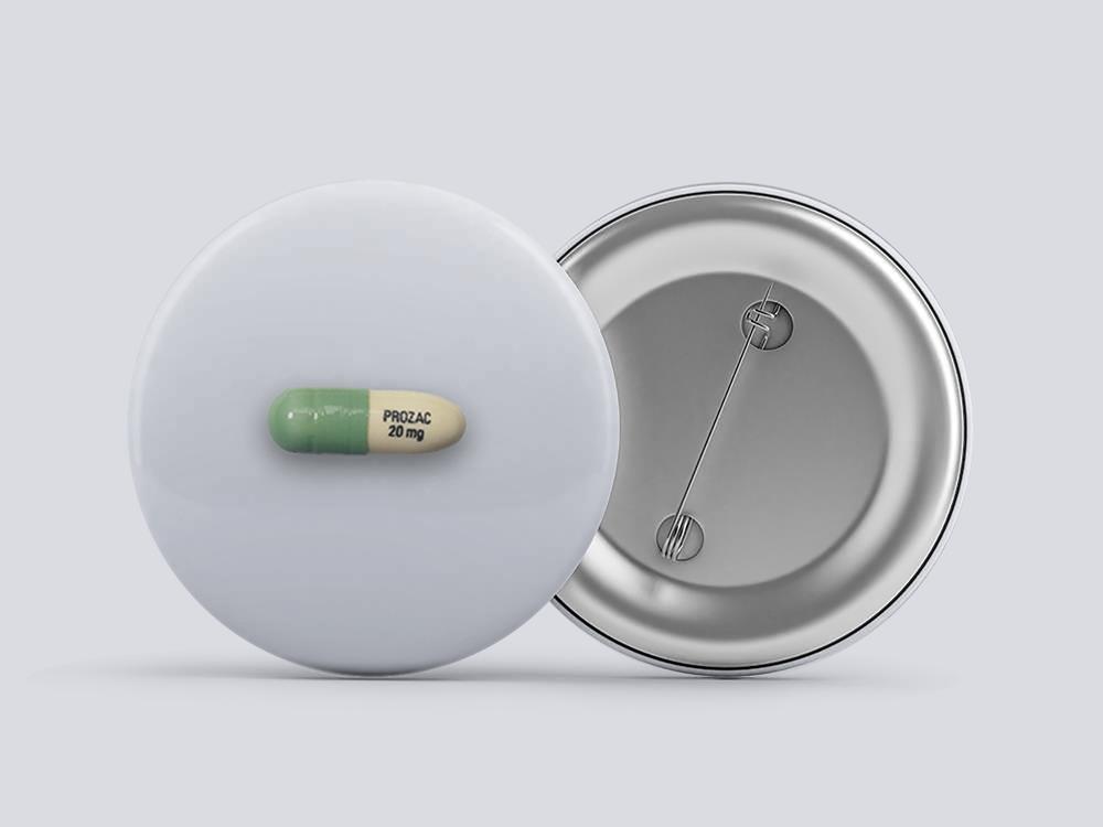 """1"""" Prozac/Fluoxetine - $3"""