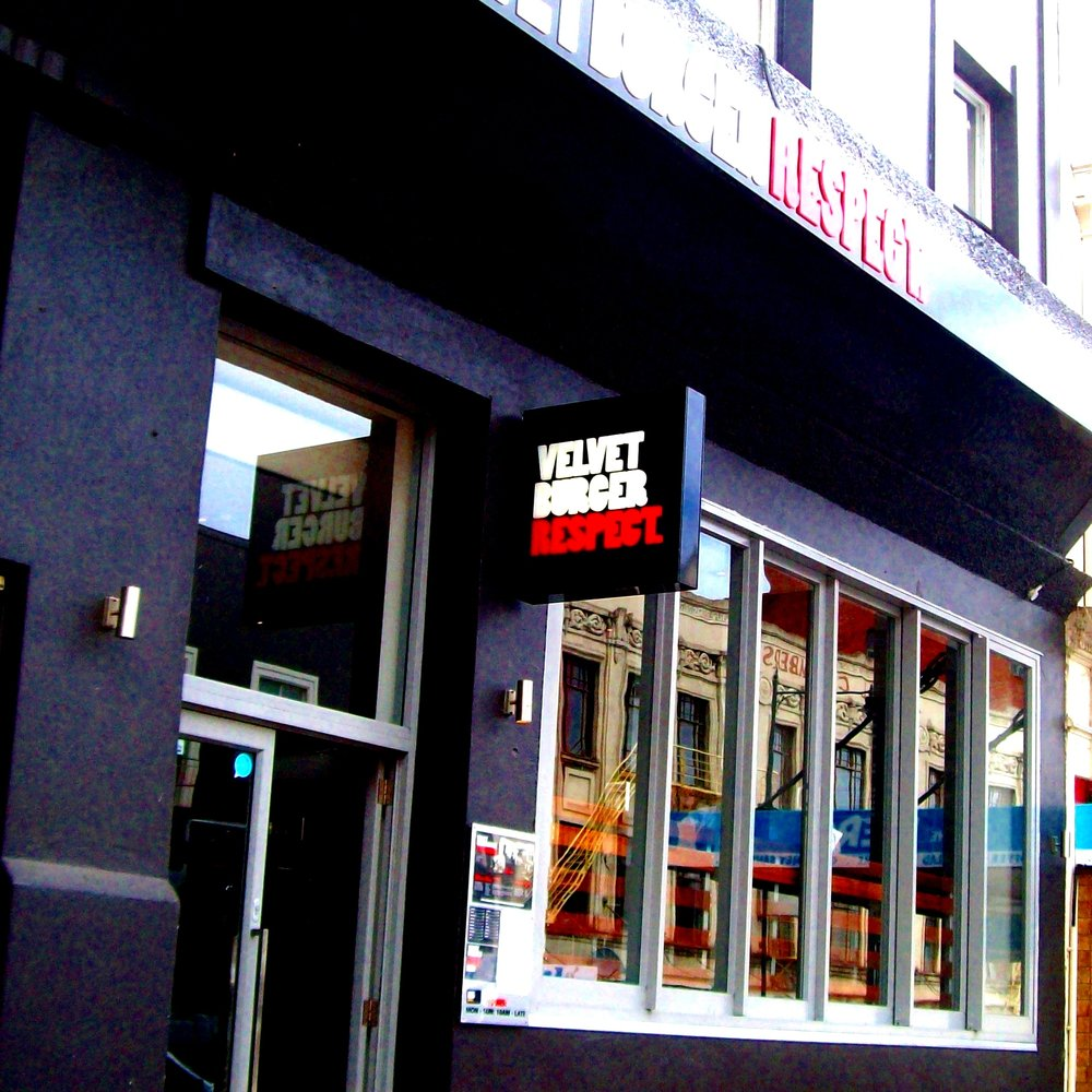 Velvet Burger Octagon - 150 Lower Stuart Street, CBD