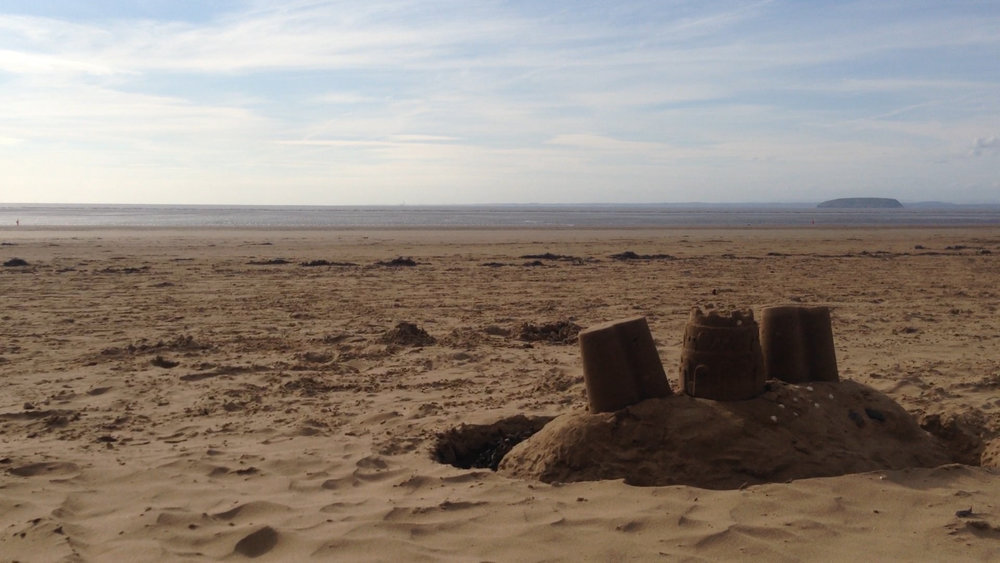 why-conserve-clean-the-beach-sandcastle