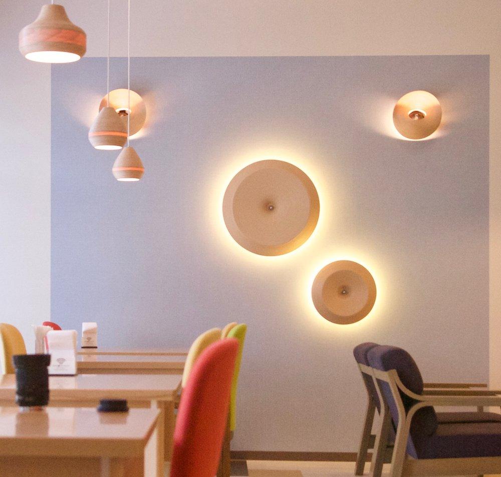 カフェ営業 - 西目屋村のブナコ工場内にて「BUNACO CAFÉ」と青森市内の村上病院1階にて「ふらっとカフェ」を営業しています。