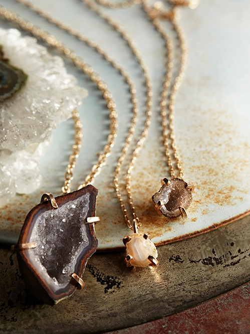 Roost - This jewelry collection showcases contemporary and accessible designs crafted in a variety of appealing metal finishes and often paired with unusual and interesting gemstones.