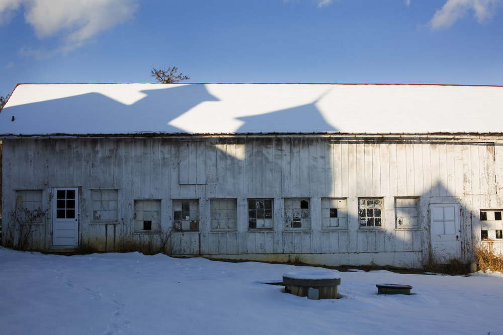 Old barn, Leesburg photography workshop