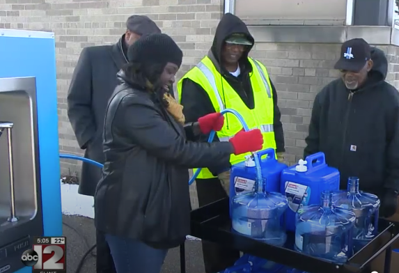 13,776 - 16oz bottles worth of water have been distributed using The Water Box319 reusable 5-Gallon Jugs have been given to the community