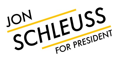 Jon Schleuss for NewsGuild President
