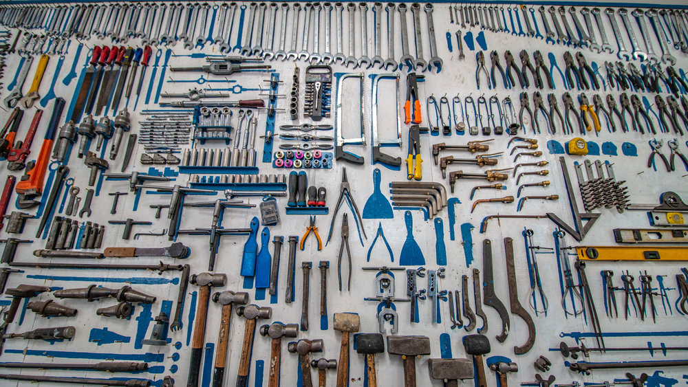 Recommended Rebar tools -