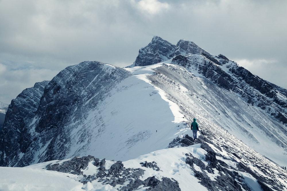 Ha Ling Peak 2