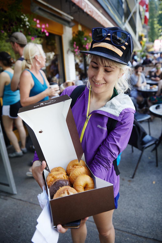 After trip Honeys doughnuts!