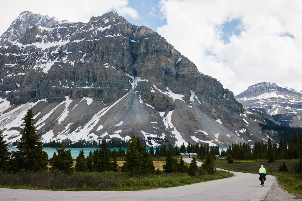 Icefields Parkway Cycle Tour - Lake Louise to Jasper 15.jpg
