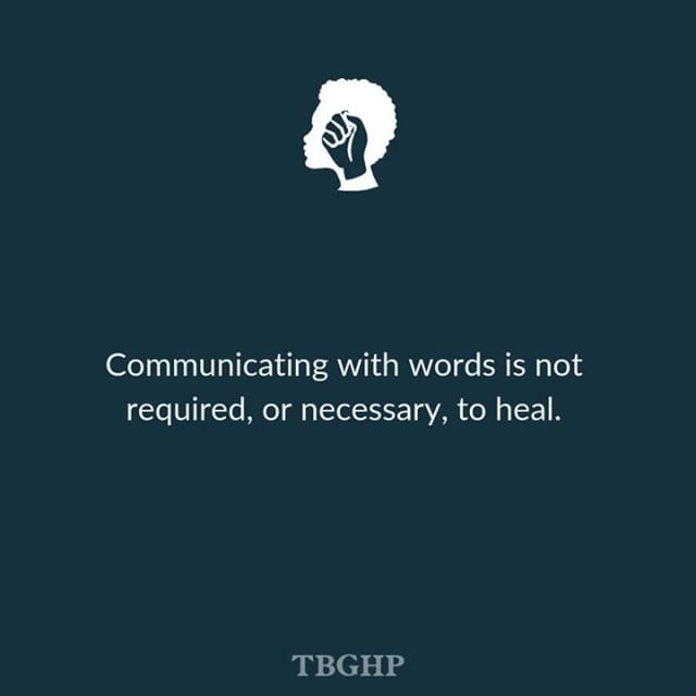 We don't all have the ability to communicate what we're feeling with words. There are many reasons why this could be the case - injury, cognitive impairments, trauma...just to name a few. ⠀⠀⠀⠀⠀⠀⠀⠀⠀ ⠀⠀⠀⠀⠀⠀⠀⠀⠀ However, even if you can't communicate with words, you can communicate with your body. It's often an automatic process - in a situation that feels unsafe, you may clench your jaw and your breathing may become shallow. ⠀⠀⠀⠀⠀⠀⠀⠀⠀ ⠀⠀⠀⠀⠀⠀⠀⠀⠀ If you're feeling safe and comfortable, your shoulders may naturally settle down and away from your ears, and your facial muscles may appear relaxed. ⠀⠀⠀⠀⠀⠀⠀⠀⠀ ⠀⠀⠀⠀⠀⠀⠀⠀⠀ If you are feeling self-conscious, you may hollow your torso, hanging your head forward or looking down at the ground, and you may avoid eye contact ⠀⠀⠀⠀⠀⠀⠀⠀⠀ ⠀⠀⠀⠀⠀⠀⠀⠀⠀ Our bodies often show the truth of what we're feeling, and is the home to each of our experiences before we are ever able to process them using words or the higher processing areas of our brain. ⠀⠀⠀⠀⠀⠀⠀⠀⠀ ⠀⠀⠀⠀⠀⠀⠀⠀⠀ This is why dance/movement psychotherapy exists - to support self expression in its fullest form. ⠀⠀⠀⠀⠀⠀⠀⠀⠀ ⠀⠀⠀⠀⠀⠀⠀⠀⠀ Even if you are able to communicate your feelings verbally, it's important to understand what's happening in your body and how what's happening relates to the words you choose to use to describe it. ⠀⠀⠀⠀⠀⠀⠀⠀⠀ ⠀⠀⠀⠀⠀⠀⠀⠀⠀ All of this to say - talk therapy isn't the only way to support your mental and emotional wellness. ⠀⠀⠀⠀⠀⠀⠀⠀⠀ ⠀⠀⠀⠀⠀⠀⠀⠀⠀ For more information on dance/movement psychotherapy, check out the @bghproject highlights. And if you have any questions about dance/movement psychotherapy, feel free to drop them in the comments and our founder @jennmsterling will answer them in an IG story later this week!