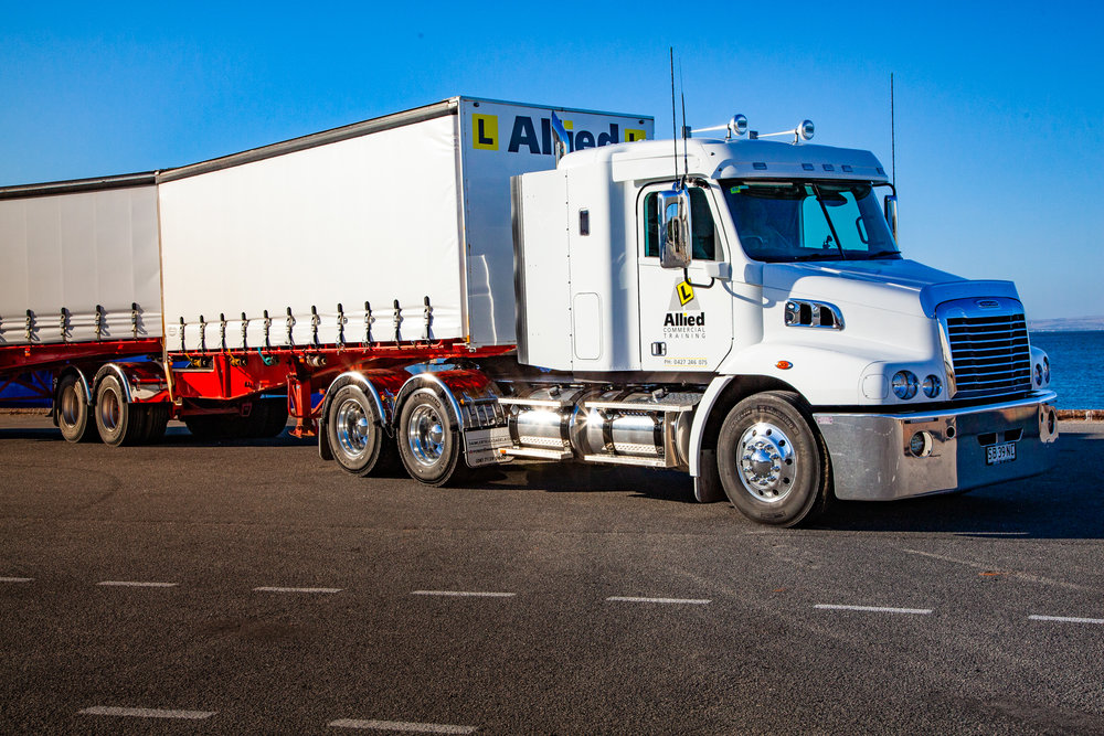 Allied Commercial - Driver Training Truck
